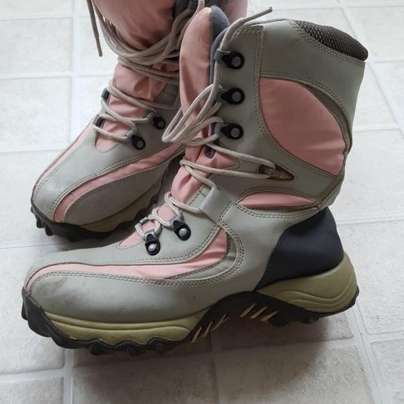 1f61824e992 Champion Shoes - Snow boots women size 10